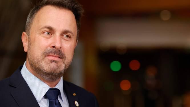 Luxemburgse premier test positief op coronavirus, enkele dagen na Europese top in Brussel