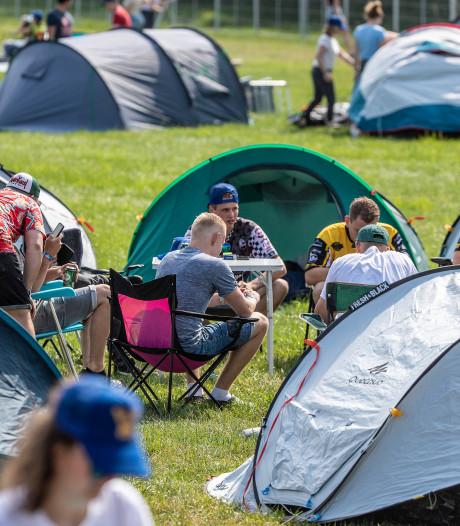 Camping Zwarte Cross verboden toegang voor minderjarigen