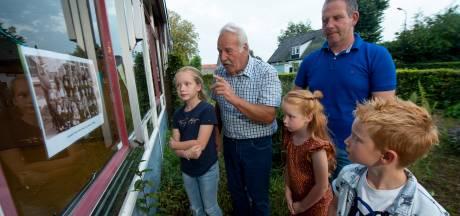 Ook vierde generatie Muller gaat naar de 150-jarige Prinses Julianaschool in Lieren: 'Als je niet oplette, kreeg je een tik met de liniaal'