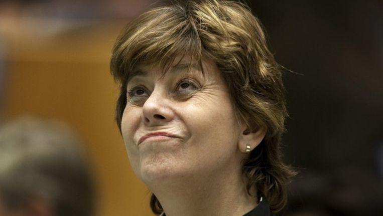 Rita Verdonk in de Tweede Kamer. Foto ANP Beeld