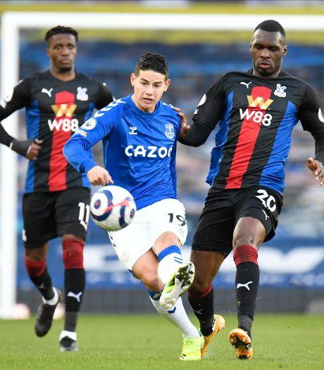 Everton laat dure punten liggen, West Ham naar vierde plaats
