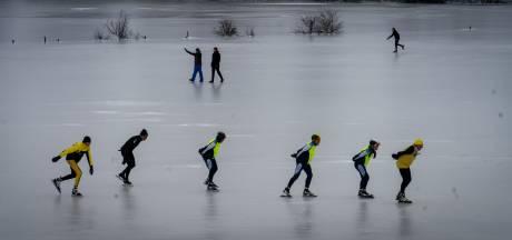 Vrijdag gaat het écht los op populaire schaatsbanen