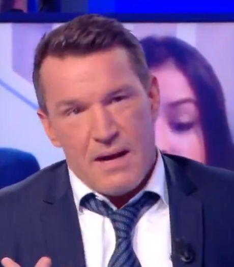 Benjamin Castaldi dévoile les menaces de mort reçues après le coup de gueule de René Malleville
