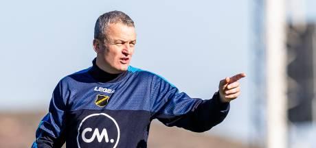 NAC-icoon Rob Penders trainer van FC Eindhoven