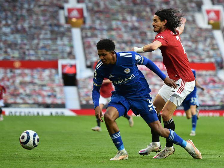 Manchester City kampioen na nederlaag van B-keus Manchester United tegen Leicester City