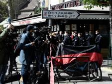 Dode en gewonde na schietincident voor ziekenhuis Parijs: 'Dader schoot man van dichtbij in het hoofd'