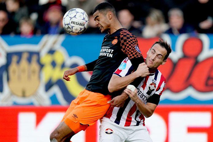 Gakpo namens PSV.
