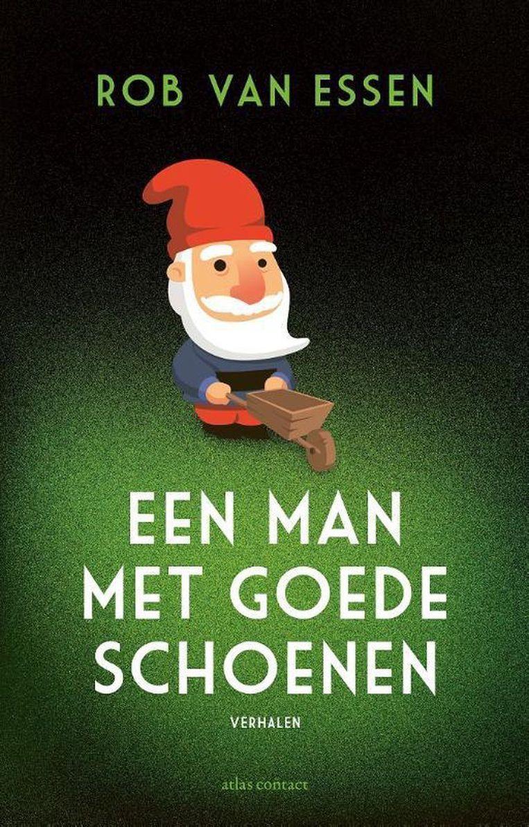 Rob van Essen, 'Een man met goede schoenen', Atlas Contact Beeld Humo