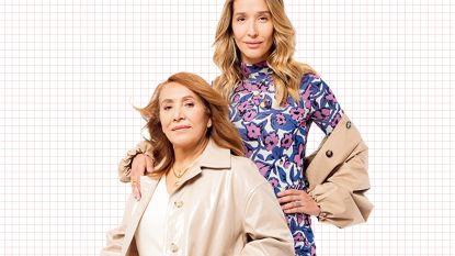 """Tiany Kiriloff & haar mama Janet in NINA: """"In het leven moet je vooruit, dat heb ik van jou geleerd"""""""