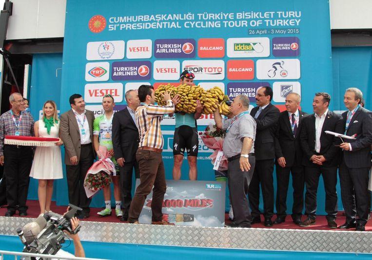 Wielrennen, Mark Cavendish Beeld .