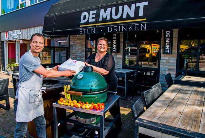 Jurgen en Mariska de Vries.