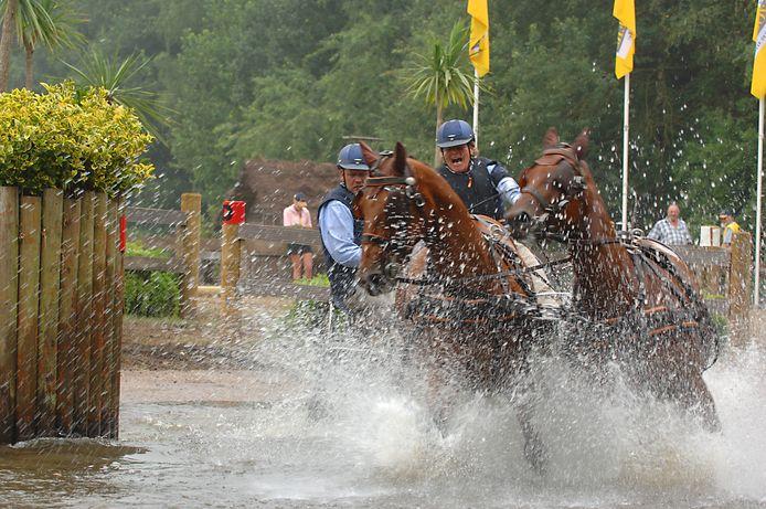 Paardenspektakel Beekbergen Vanaf 2018 Weer Jaarlijks Evenement Apeldoorn Ad Nl
