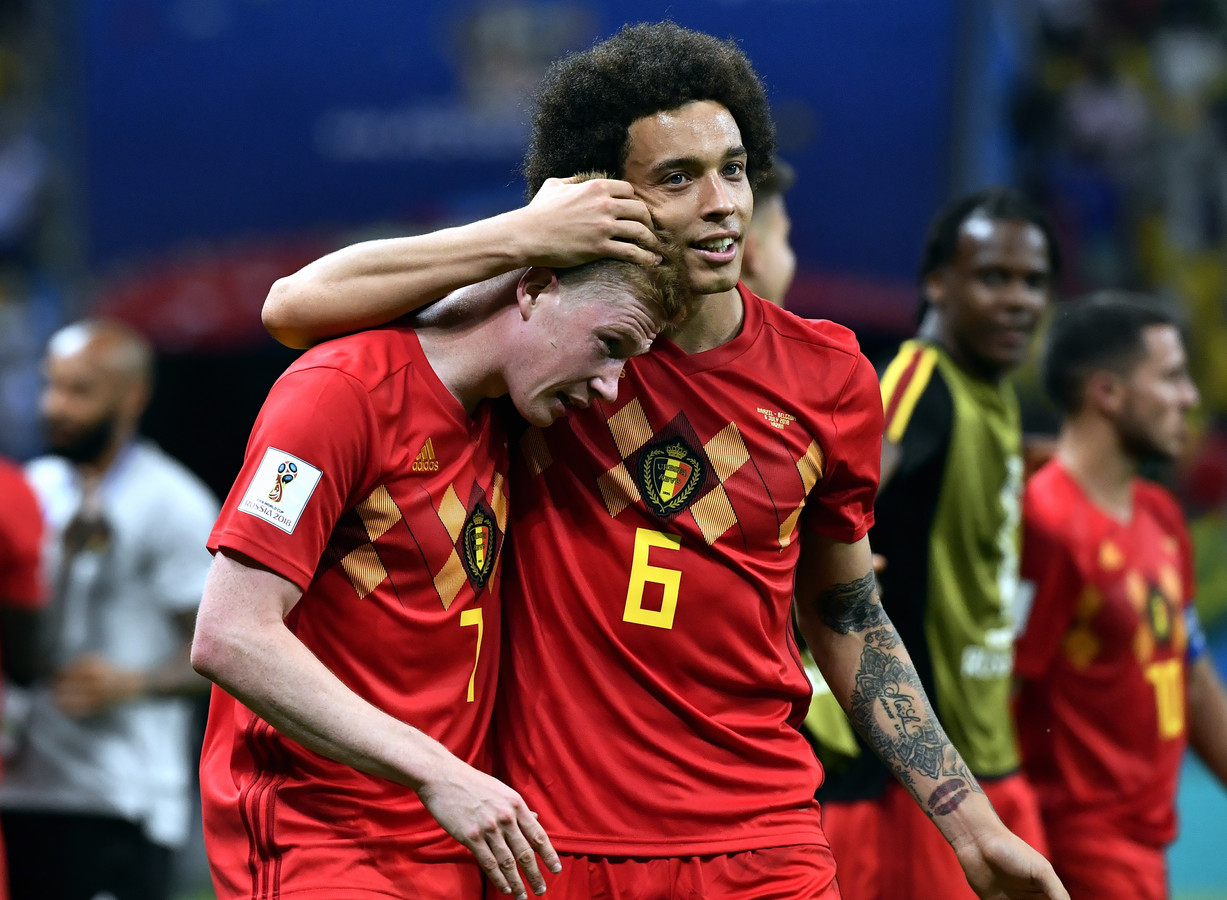 Bruyne Witsel