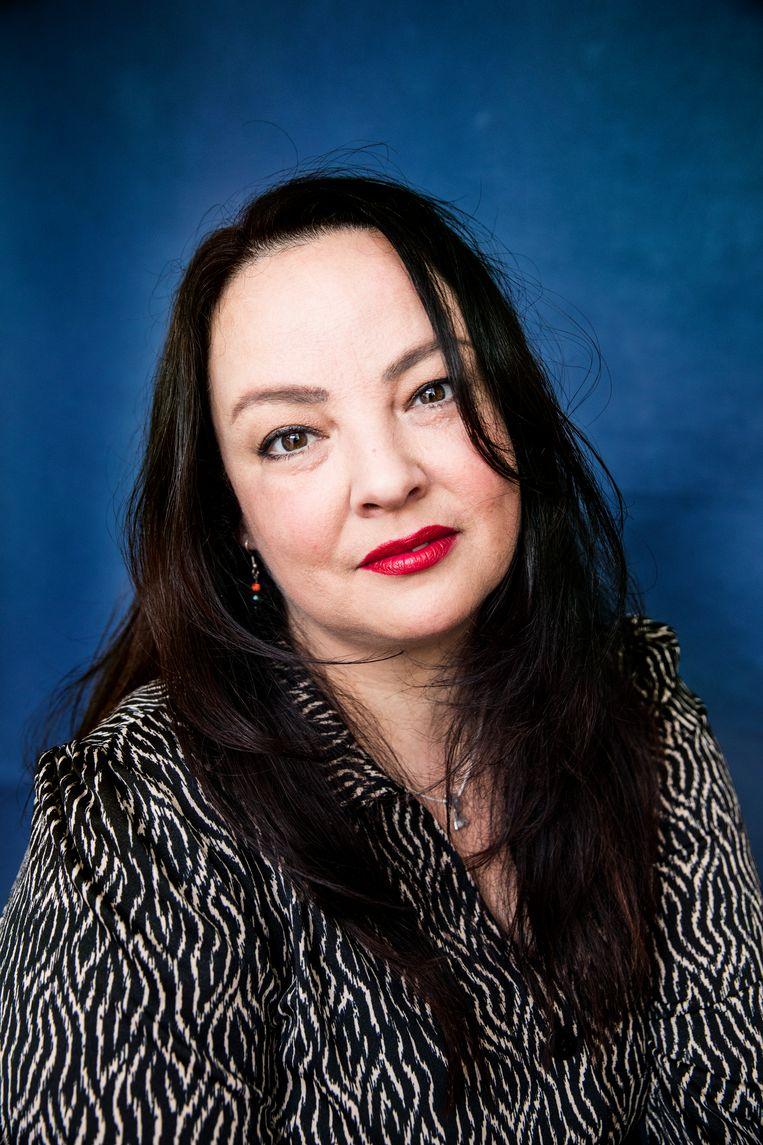 Goedele Van Ruysevelt: 'Ik voelde me zo mislukt. Als vrouw, als moeder, als echtgenote. Mijn lichaam had me verraden.' Beeld Aurélie Geurts