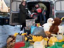 Honderden stuks Liendens speelgoed voor slachtoffers huiselijk geweld: 'Een dag met een gouden randje'