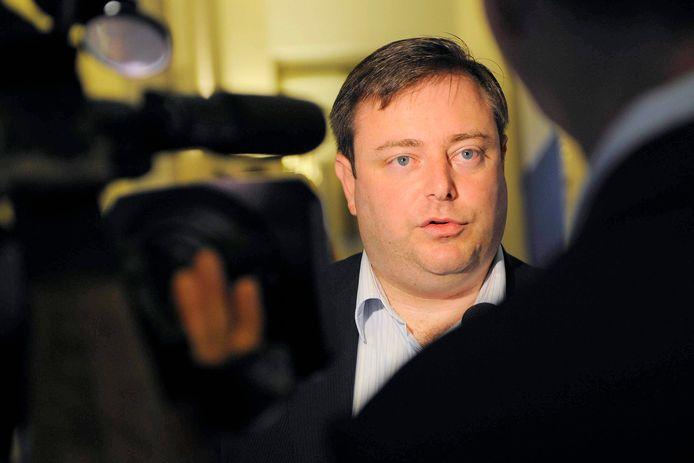 Bart De Wever volgde het dieet ook en verloor daarbij heel wat kilo's.