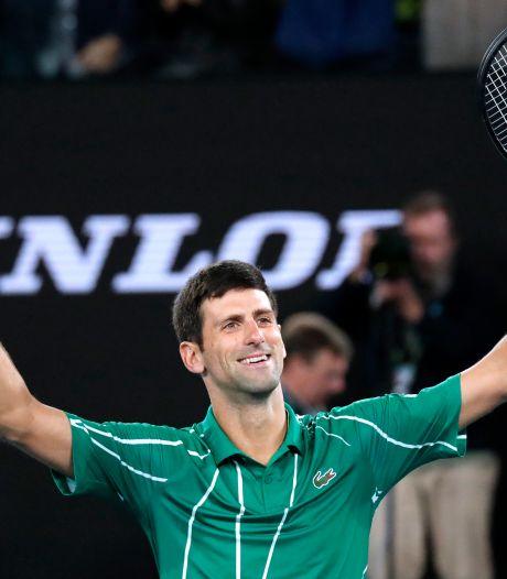 Djokovic va organiser un tournoi dans les Balkans