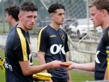 Voormalig Jong NAC-topscorer Skender Loshi op proef bij FC Den Bosch