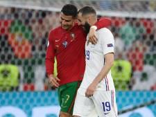 Première place pour la France, doublé pour Benzema, nouveau record pour Ronaldo