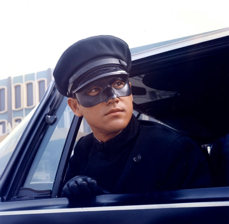 Jay Chou in The Green Hornet. Beeld