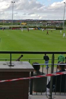 Profclubs oefenen op Arnhemse sportpark Schuytgraaf