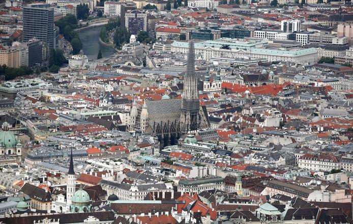 Stadsbeeld van Wenen, foto ter illustratie.