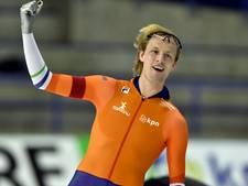 Ronald Mulder pak 500 meter met opnieuw Nederlands record