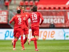 Alles gedaan, alles geprobeerd, maar het is weer niet genoeg voor FC Twente