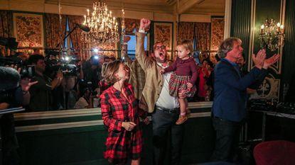 Team Burgemeester wint met glans