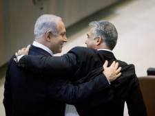 Le dossier palestinien fragilise la coalition israélienne