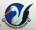 Het logo van de nieuwe fusieclub HRC'14.
