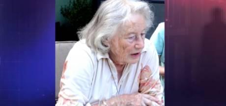 Op zoek naar inbreker die bejaarde Georgette (90) voor dood achterliet