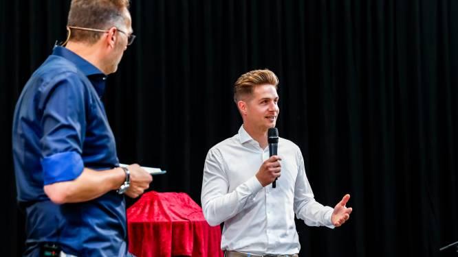 Jordens Peters wordt achtste algemeen directeur in drie jaar tijd bij Roda JC