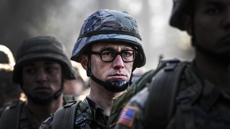 Joseph Gordon-Levitt in 'Snowden' Beeld TMDB
