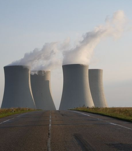 Fietsen als verzet tegen kerncentrales