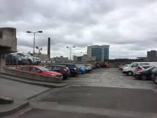 Nog één laatste update voor 'lelijkste' parkeergarage van Almelo
