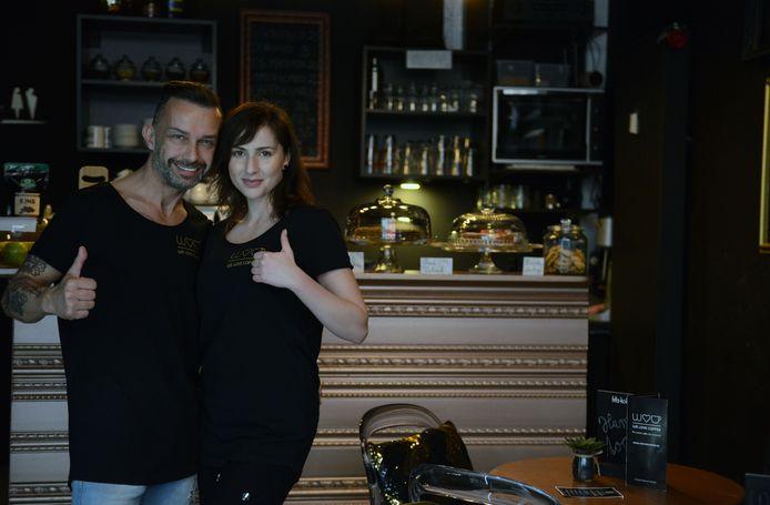We Love Coffee van Marco en Karin bestaat 1 jaar.