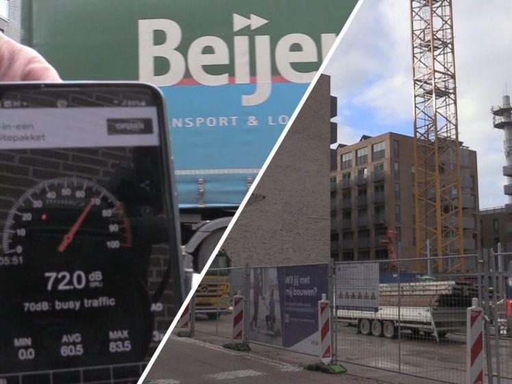 Deze Tilburgse straat is het epicentrum van Nederlandse geluidshinder