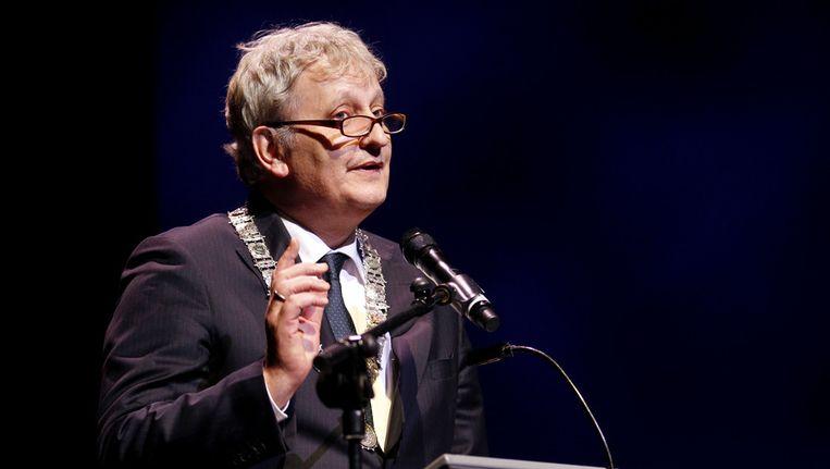 Burgemeester Eberhard van der Laan Beeld ANP