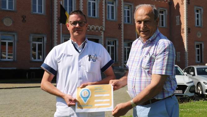 Dilbeek lanceert zorgparkeren: stel je parkeerplaats ter beschikking van zorgverleners