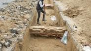 Archeologisch vooronderzoek marktplein afgerond
