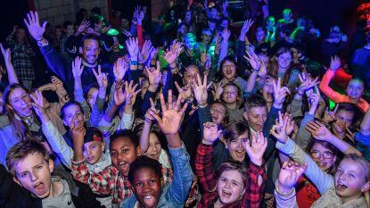 Stevige beats in jeugdhuis De Voute