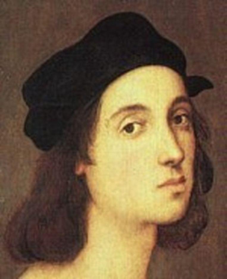 Raffaello Sanzio. Beeld