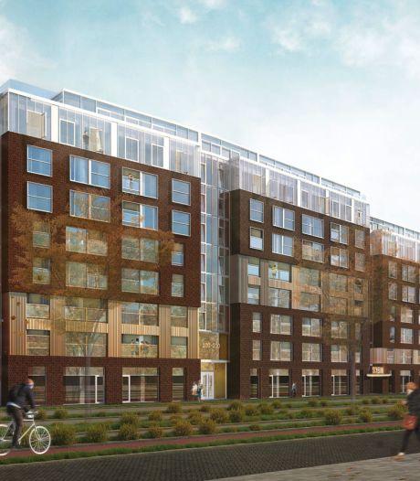 Inschrijving voor nieuw appartementencomplex met 219 woningen in Schiedam van start