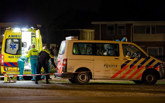 De moord in Breda in januari 2017 waarbij Peet van der Linde om het leven kwam.