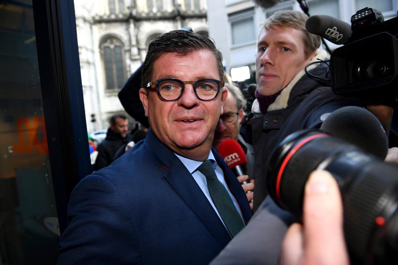 Bart Tommelein wil voorzitter worden van Open Vld. Beeld Photo News