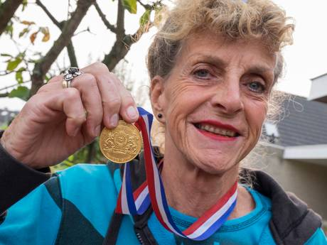 Huisschilder steelt gouden medaille van oud-atlete uit Kerkwerve