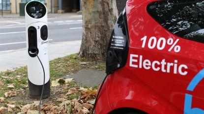 1 Belg op de 6 wil elektrische auto