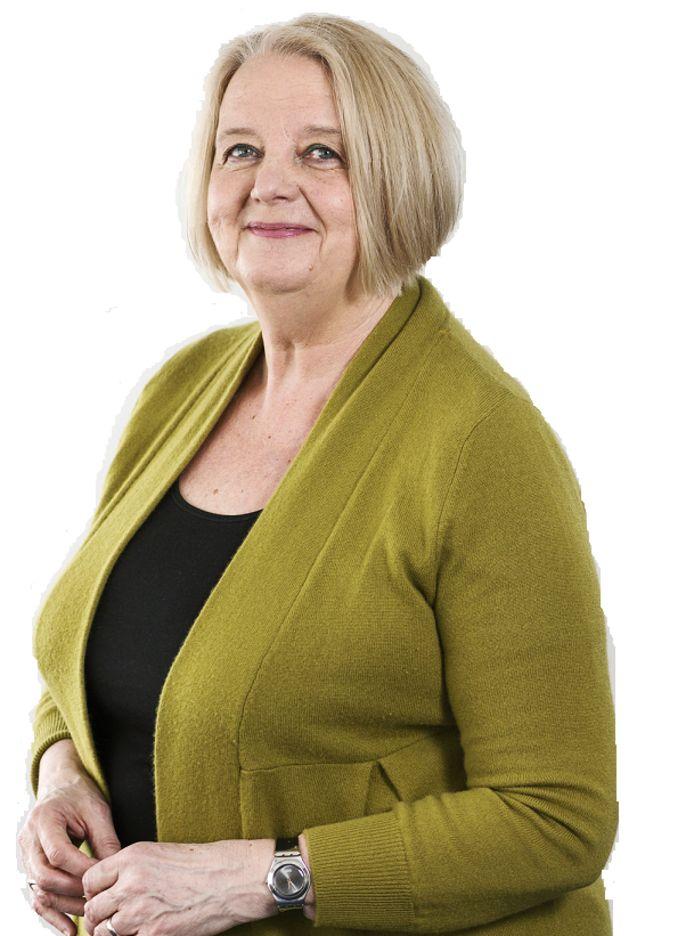 Columnist Lia Thorborg.