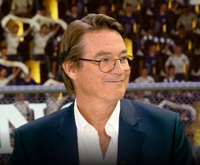 Georges Grün als analist.